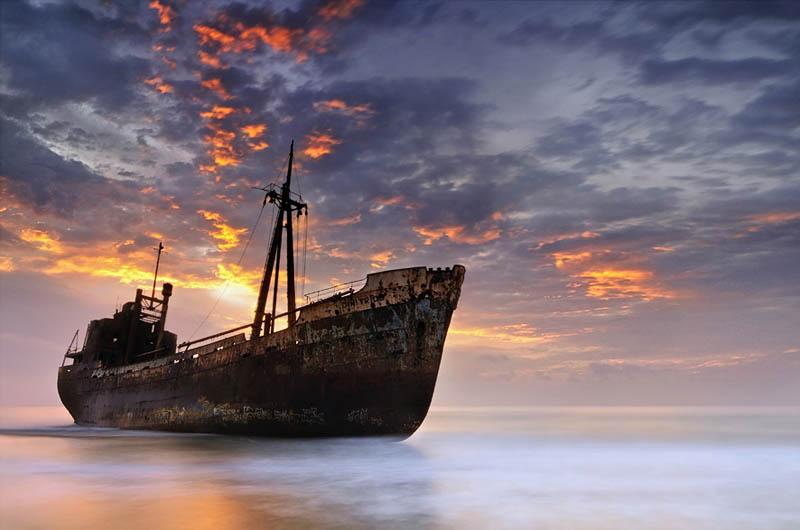 КораблиНа каких местах можно Самые Красивые и