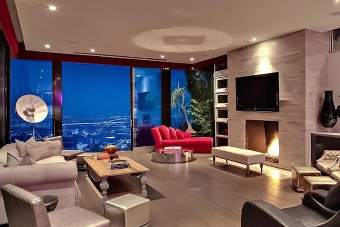 Фото шикарных интерьер квартир