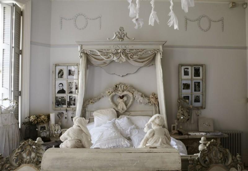 Дизайн спальни с односпальной кроватью