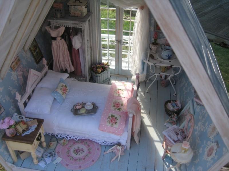 Дизайн кукольного домика своими руками