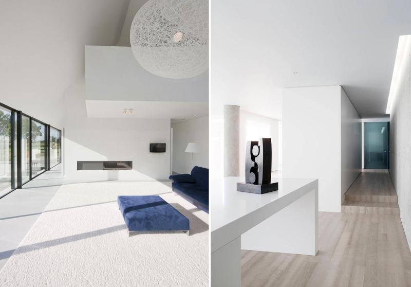 Дизайн интерьера.минимализм