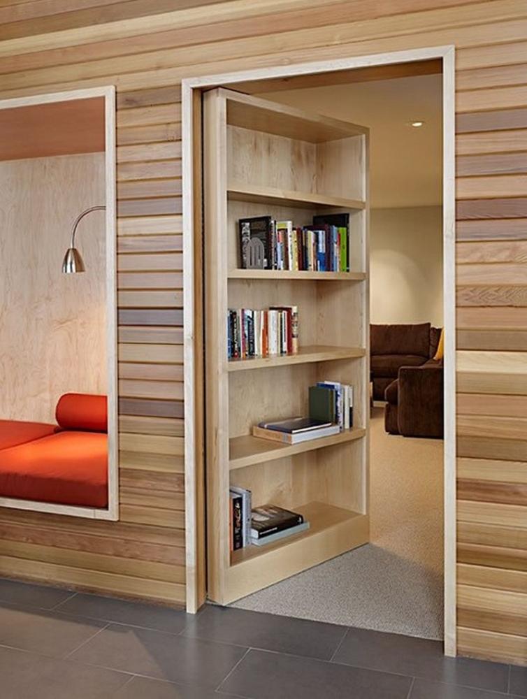 Как сделать комнату в шкафу