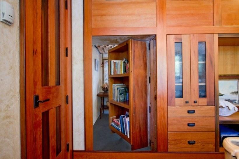 Потайные комнаты, о которых вы мечтали в детстве - Фото Дизайн интерьера