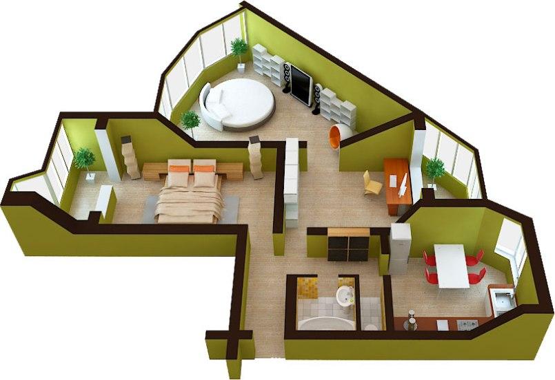 Программы для интерьера дома