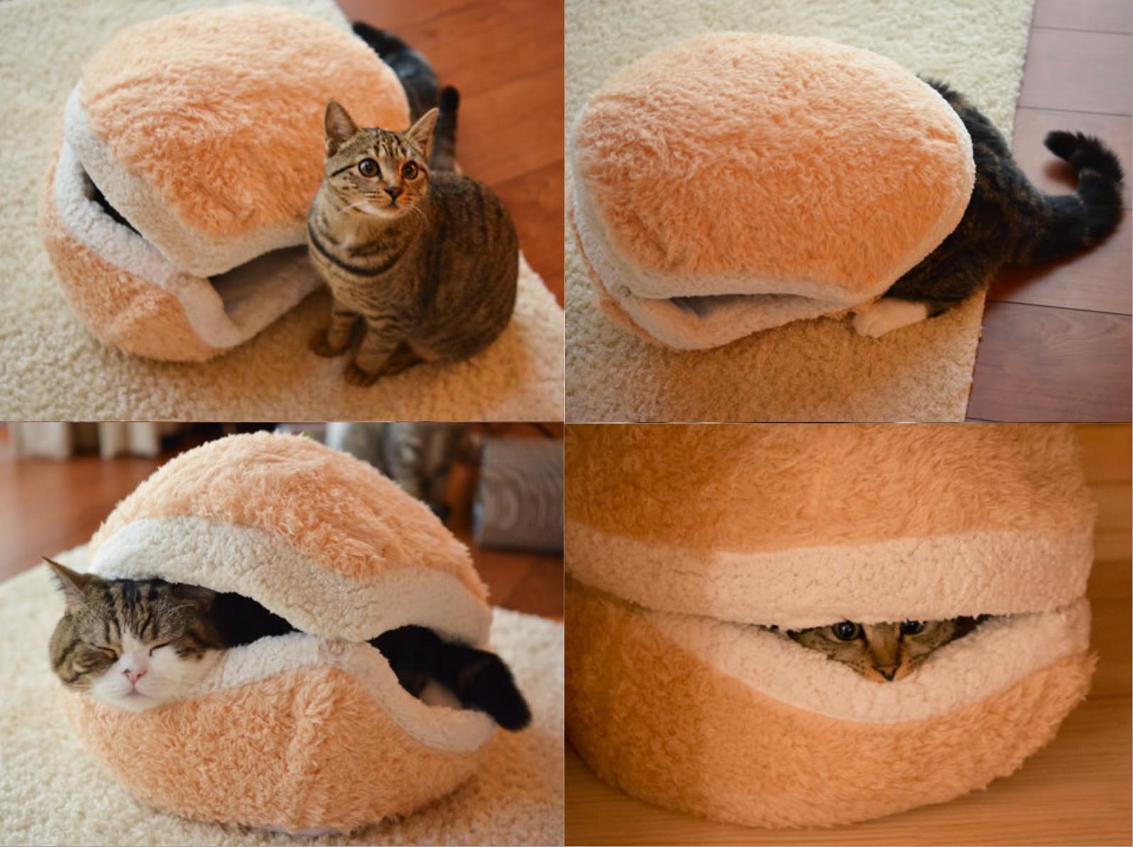 Подушка кот как сделать