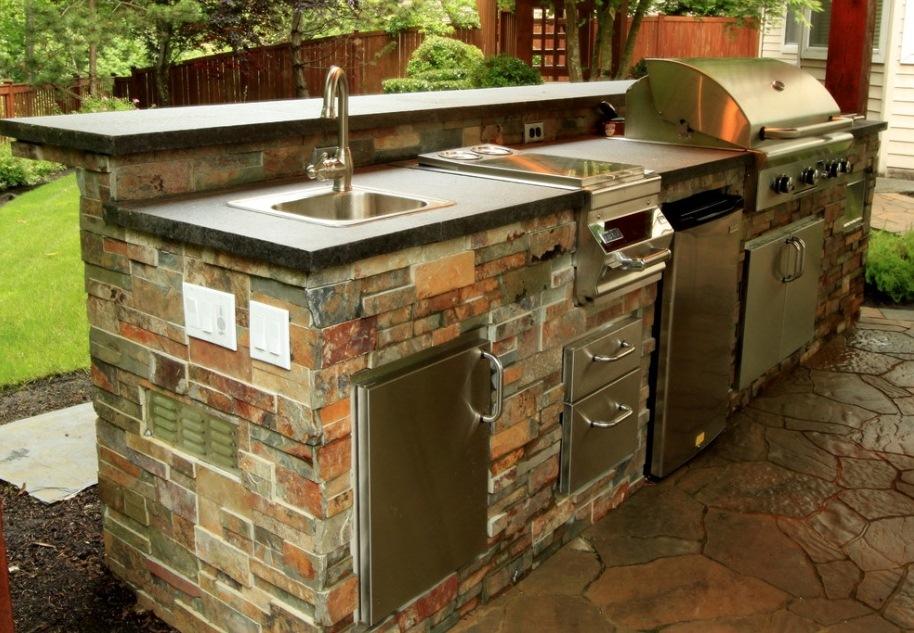 Мебель для летней кухни своими руками фото 97