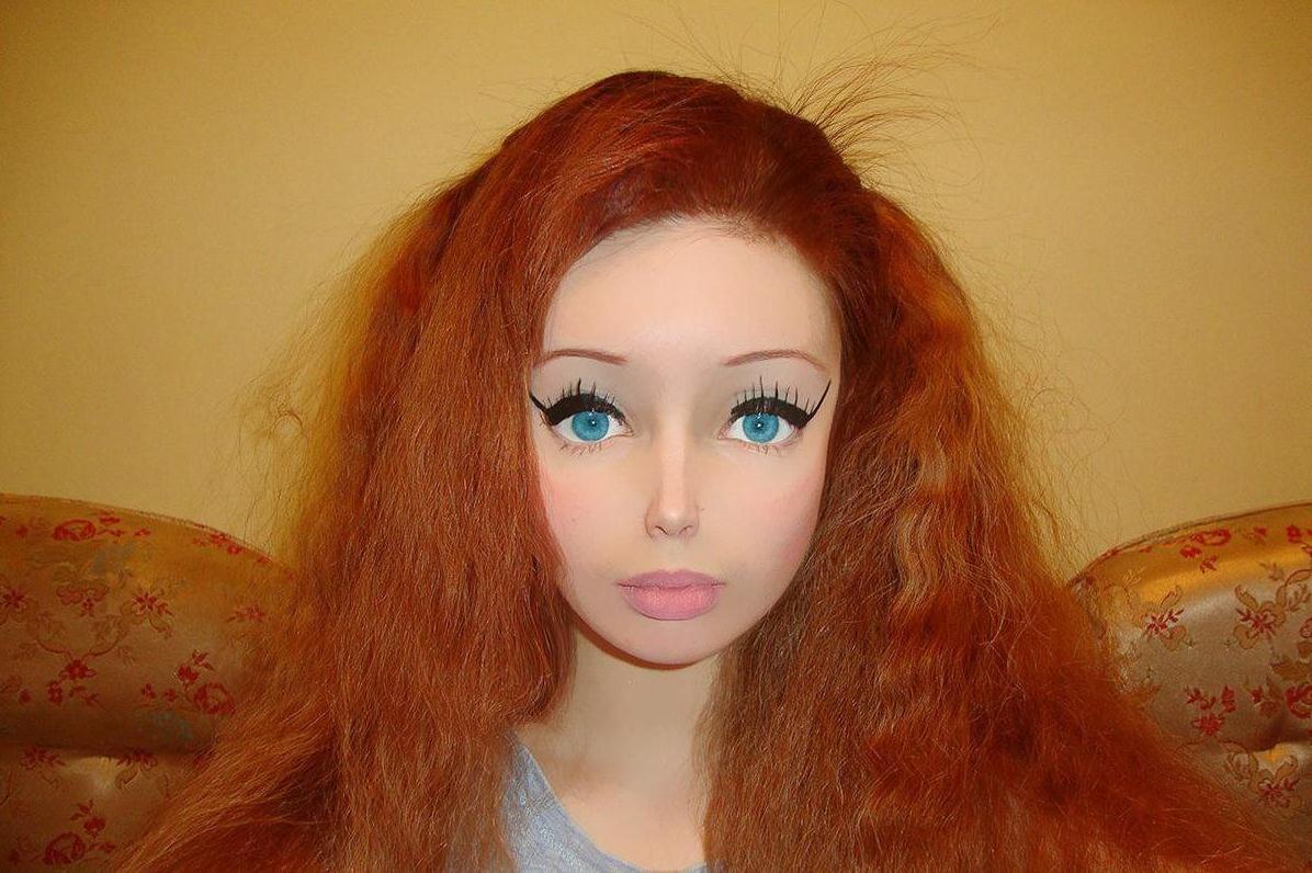 Как сделать куклу как живую