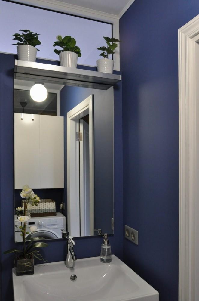 Дизайн ванны 3 кв.м с душевой кабиной