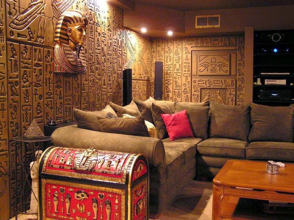 Египетский декор своими руками