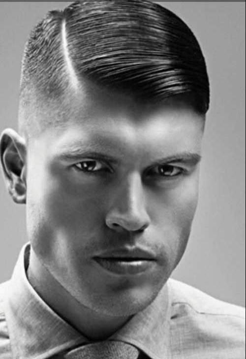 Новые мужские причёски фото