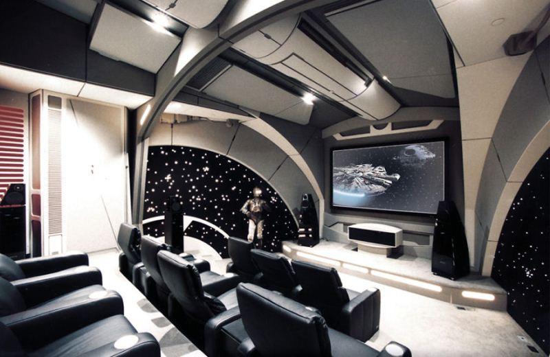 домашние кинотеатры фото