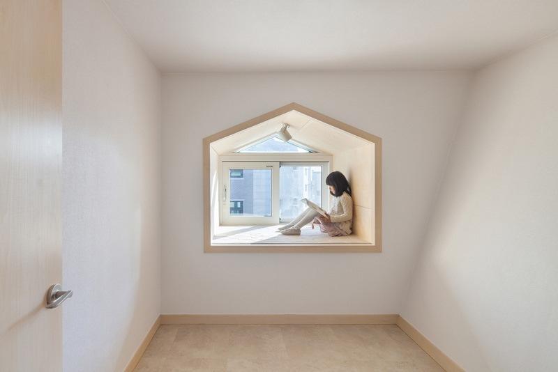 Дизайн интерьера окна