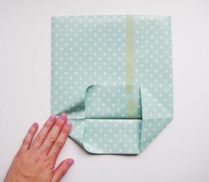 Как сделать подарочные пакеты своими руками фото