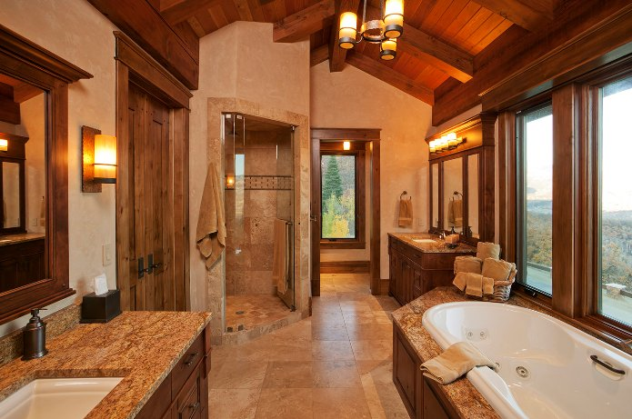 Large bathroom decorating ideas