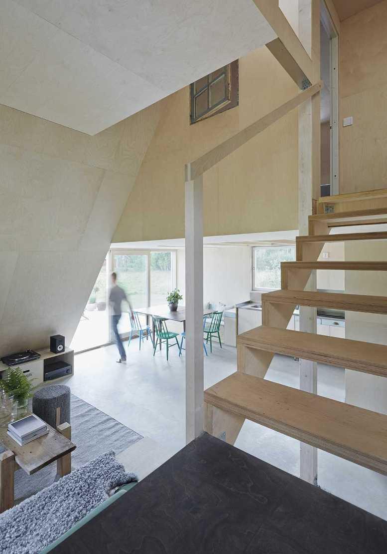 Строительство дома-шалаш проект