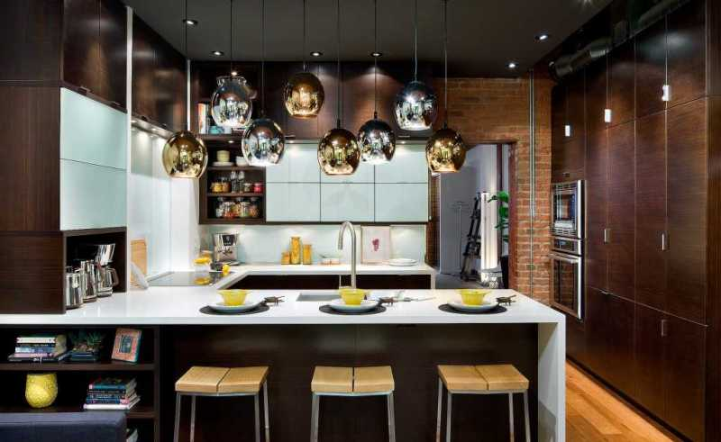 Современный дизайн кухни года: фото, идеи дизайна