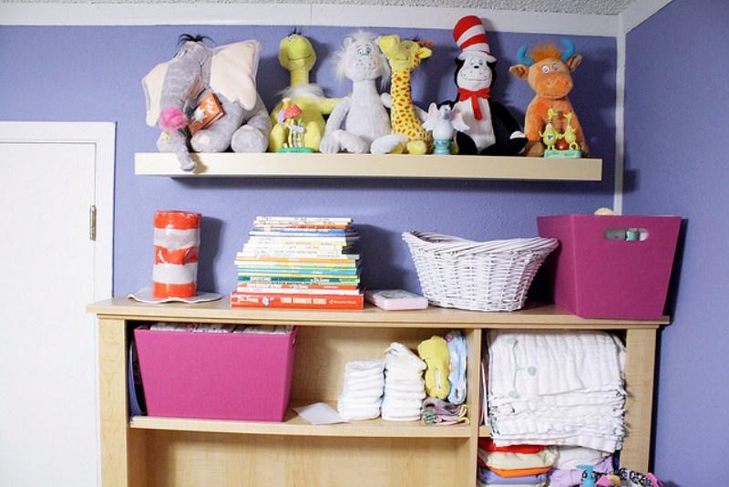 Идеи для расширения пространства детской комнаты
