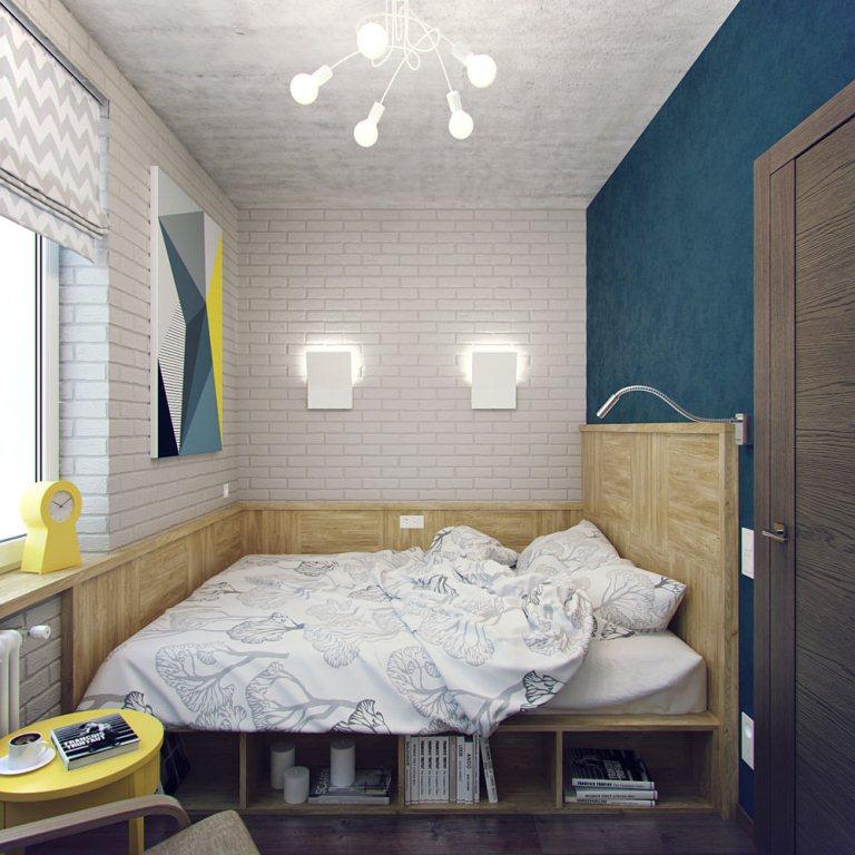 Квартира распашонка дизайн интерьера