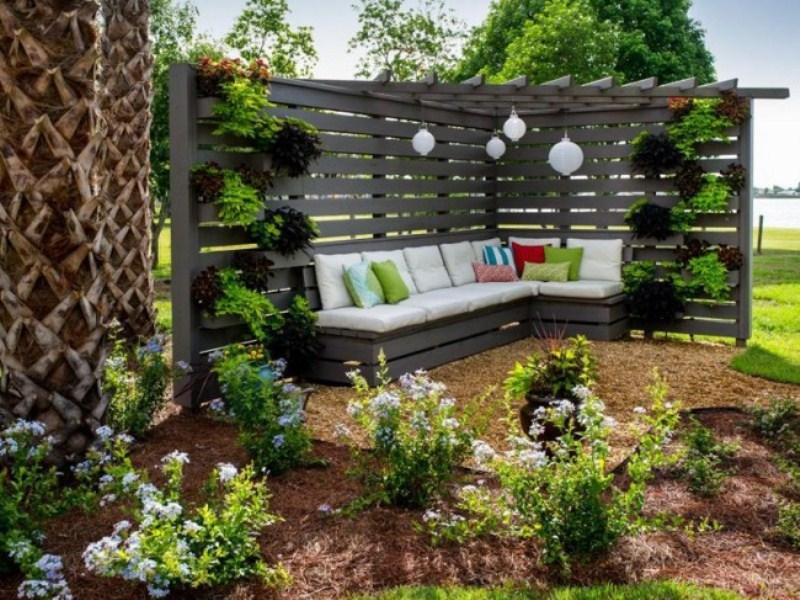 садовая мебель своими рукам