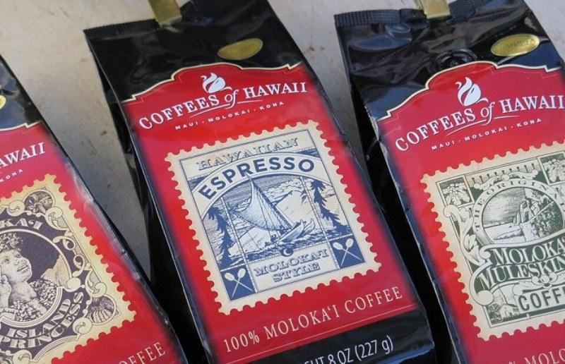 Кофе Молокаи –51 $ за фунт