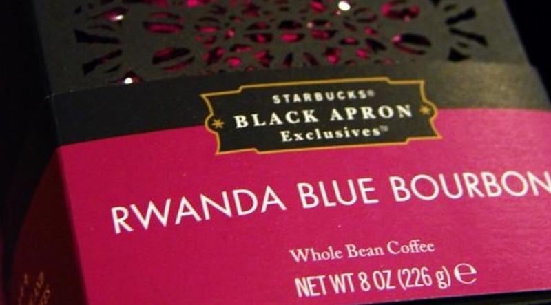Кофе Старбукс Руанда синий Бурбон – 30 $ за фунт