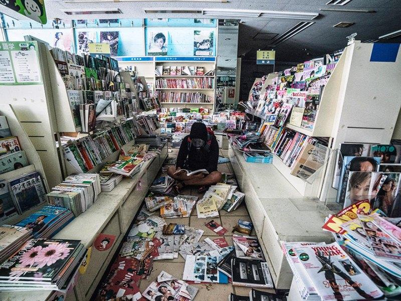 Шокирующие фото Фукусимы 5 лет спустя