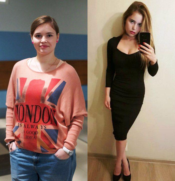 Фото похудевших знаменитостей