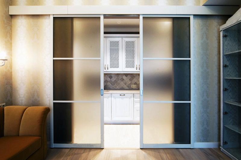 фото дизайн раздвижных дверей