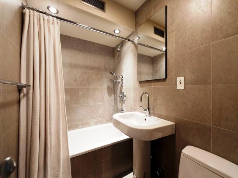 Маленькие ванные комнаты дизайн плитка фото