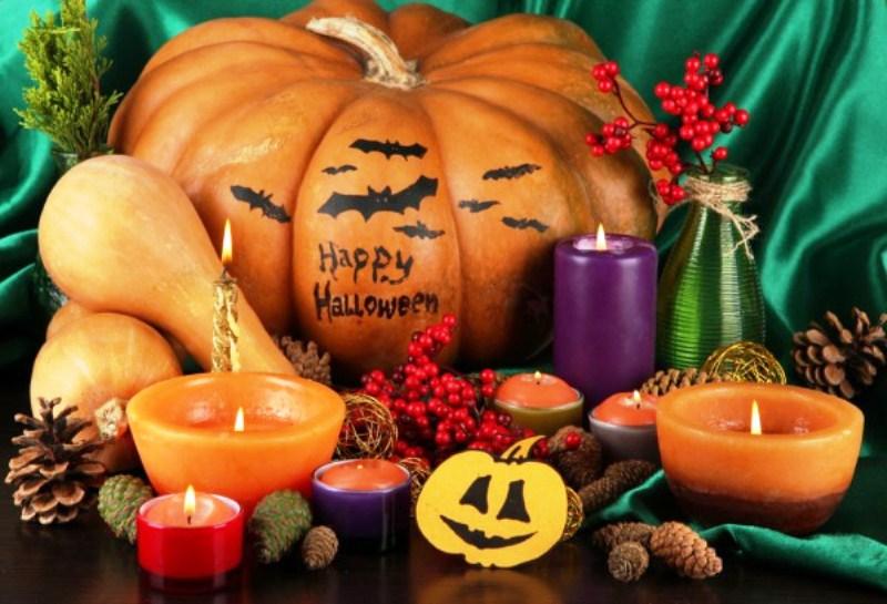 Идеи на Хэллоуин - 1