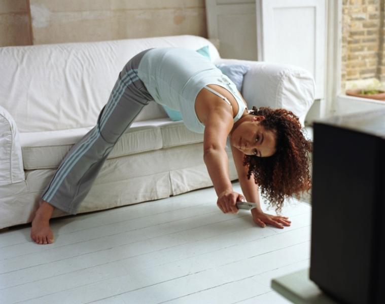 Как убрать целлюлит упражнениями видео