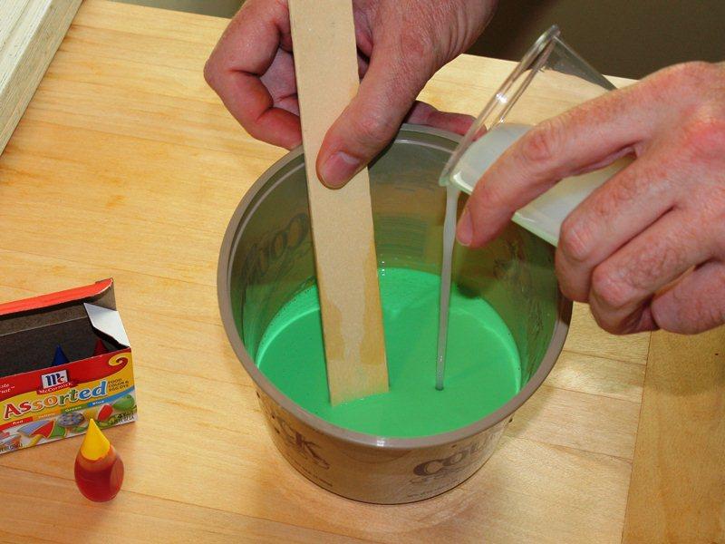 Как сделать лизуна из клея и крахмала