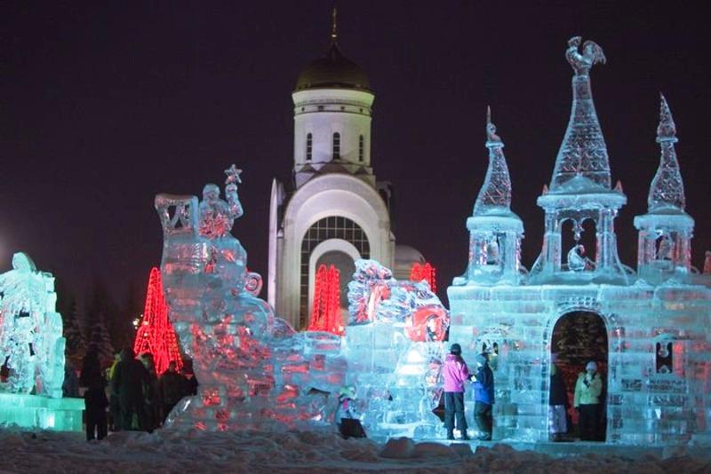 12 мест куда пойти в Москве на новогодние праздники 2018 с детьми