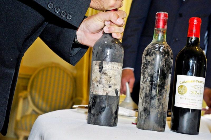 Как сделать вино настоящие 40