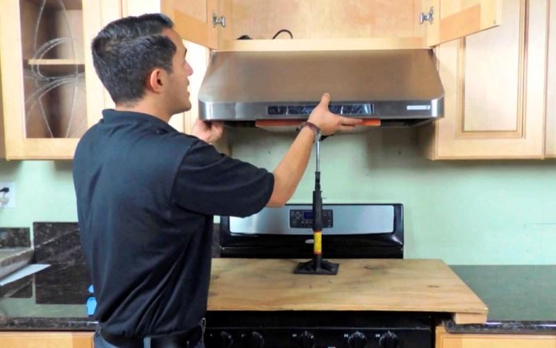 Вытяжки кухонные установка своими руками 30