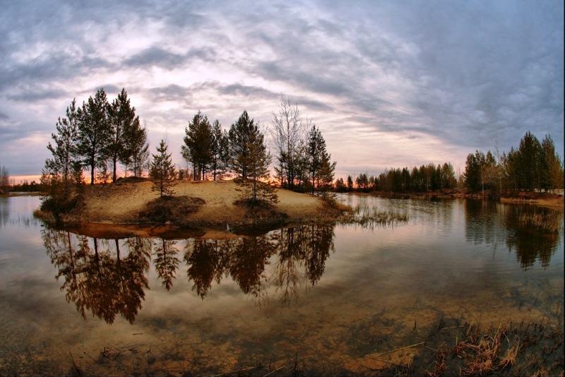 Где находится болото васюганское