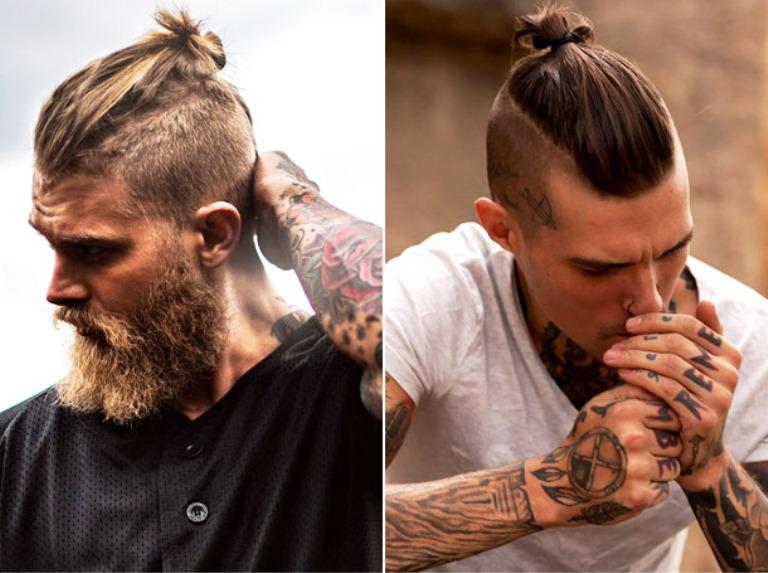 причёски из косы на средние волосы фото