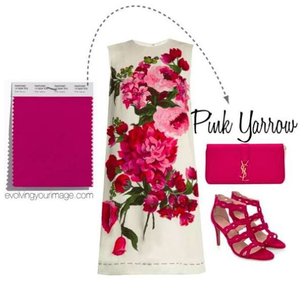 Цвет pink это какой