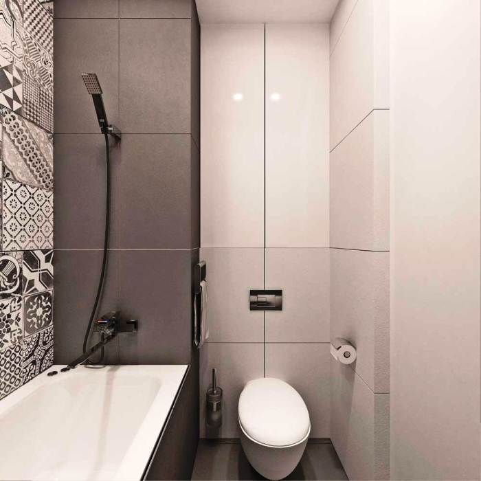 дизайн ванны 3 кв м фото