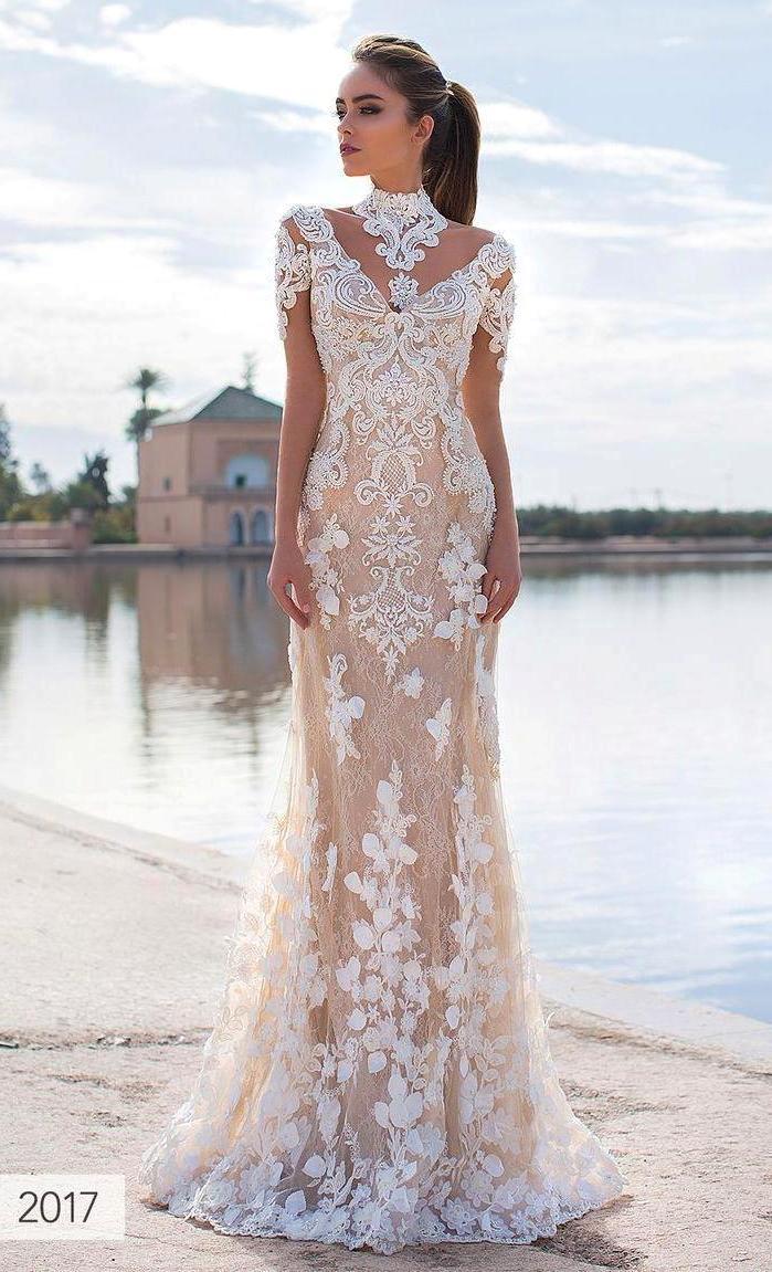 платье кружево фото