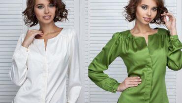 Женские блузки фото_2