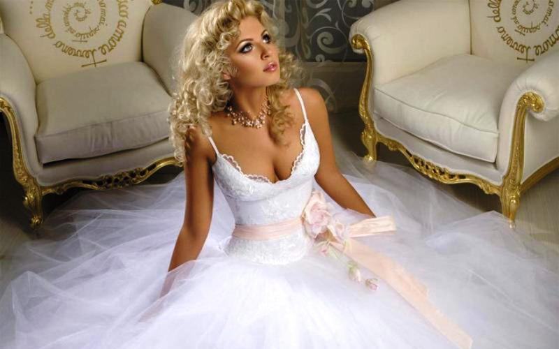 Самые модные свадебные платья 2017-2018 - Фото Мода