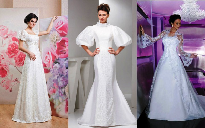 Красивые свадебные платья 2017-2018 с ценами
