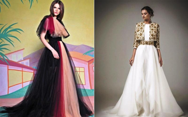 Красивая форма платья