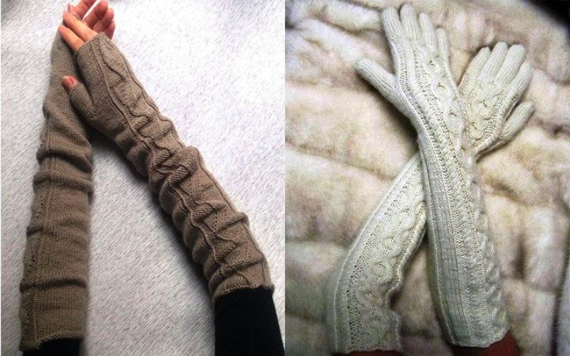 Модное вязание - 13