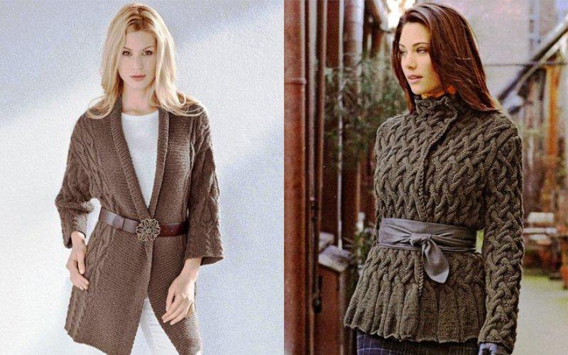 Модное вязание - 4