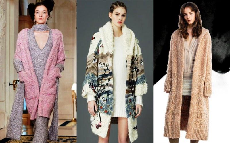 Модное вязание - 7