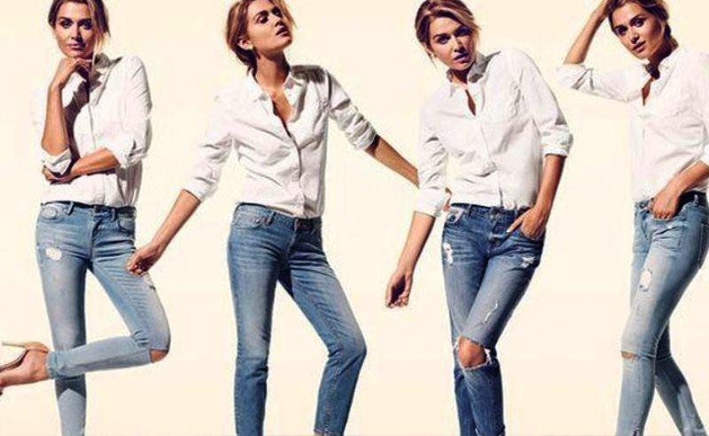 женские модные брюки фото