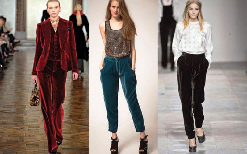 Модные юбка брюки 2017-2018