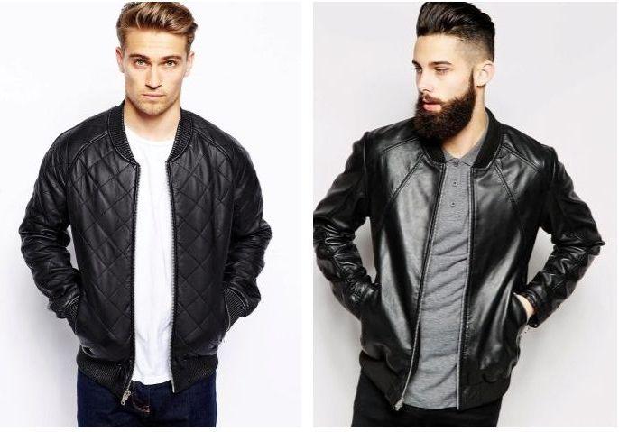 мужские модные куртки фото